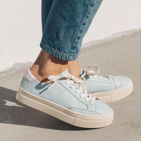 Ibiza Platform Sneakers Size